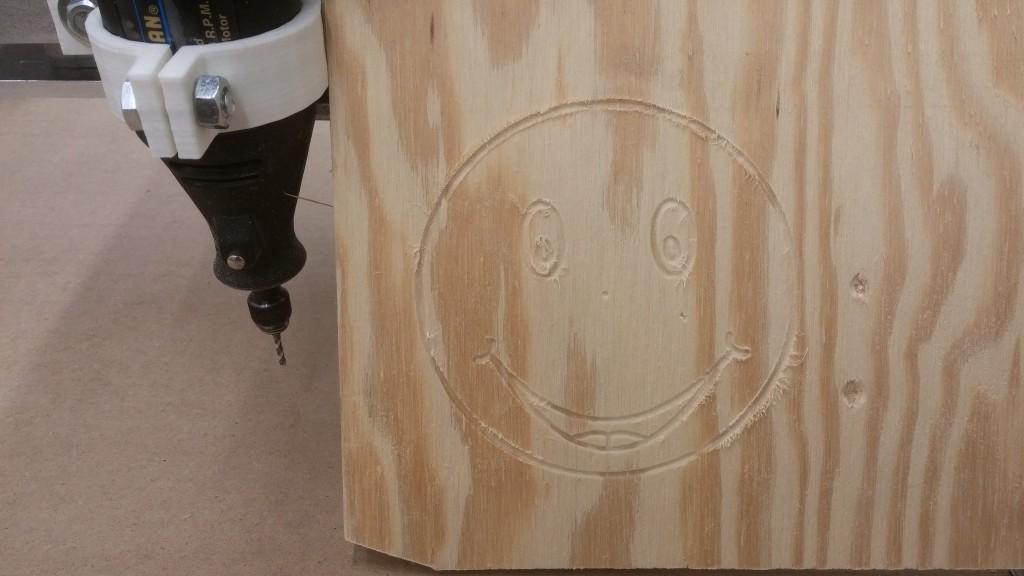 cnc smile